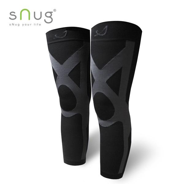 SNUG運動壓縮全腿套-1雙(XL號)