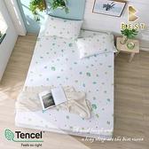 【BEST寢飾】天絲床包三件組 特大6x7尺 瓢蟲的愛 100%頂級天絲 萊賽爾 附正天絲吊牌 床單