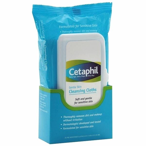 舒特膚 Cetaphil 溫和多效潔膚棉 25片/包 元氣健康館