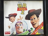 挖寶二手片-V04-031-正版VCD-動畫【玩具總動員2】國語發音 迪士尼(直購價)