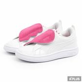 PUMA 小童 PUMA SMASH V2 BFF PATENT INF 經典復古鞋 - 37053601