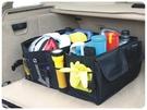 【三格後備箱】汽車用後車箱工具箱 車載後車廂可摺疊收納箱 車內雜物箱 車用多格置物箱