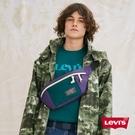 Levis 男女同款 肩背包 / 街頭撞色拼接 / 回收再造纖維