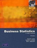 二手書博民逛書店 《Business Statistics: A First Course》 R2Y ISBN:0136094228│Prentice Hall