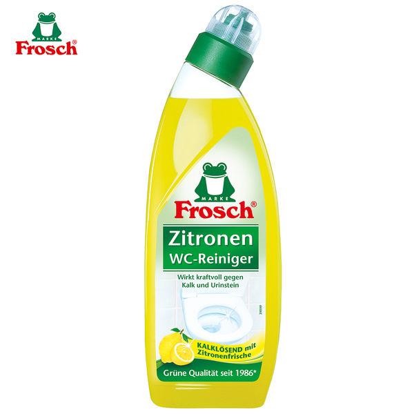 德國Frosch 天然檸檬馬桶清潔劑750ml