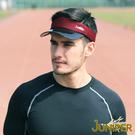 防曬空心帽-超輕抗UV遮陽透氣空心帽J7496 JUNIPER