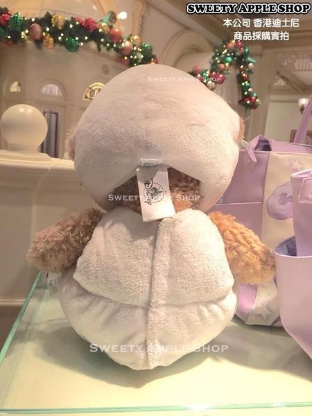 (現貨&樂園實拍) 香港迪士尼 樂園限定 達菲  雪寶造型 S號玩偶專用衣服配件 (不含S玩偶喔!)
