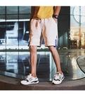 FINDSENSE H1 2018 夏季 新款日本 男 個性織帶 舒適透氣 直筒