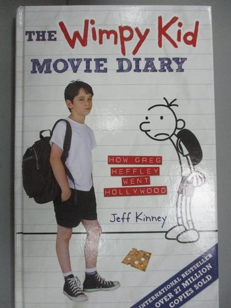 【書寶二手書T3/原文小說_FUF】The Wimpy Kid Movie Diary_Jeff Kinney