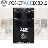 【非凡樂器】J.RAD THE DUDE 失真 / 增益效果器 / 美國製手工品牌 / J.Rockett Audio Designs