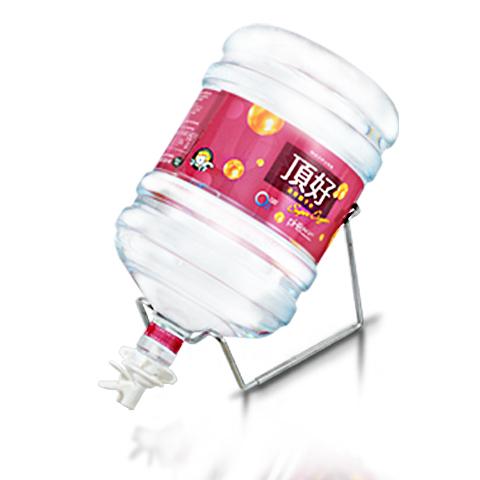 桶裝水優質桶裝水+贈便利桶架組(限量)
