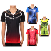 MIZUNO 男排球短袖上衣(2017企業排球聯賽)(短T T恤 美津濃 免運≡體院≡ V2TA7A30
