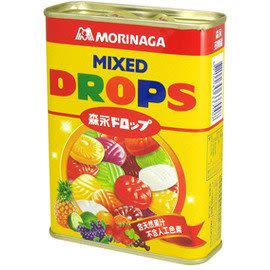 森永多樂福水果糖(黃罐)180g-5罐/封