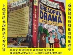 二手書博民逛書店the罕見knowledge dreadful drama 知識可怕的戲劇..Y200392