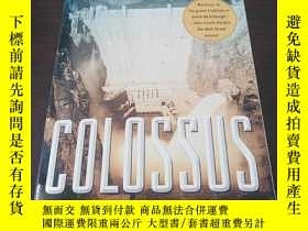 二手書博民逛書店Colossus:罕見The Turbulent, Thrill
