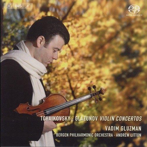 【停看聽音響唱片】【SACD】柴可夫斯基、葛拉祖諾夫:小提琴協奏曲