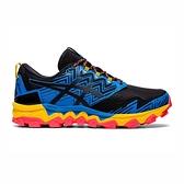 Asics Gel-fujitrabuco 8 G-tx [1011A670-402] 男鞋 慢跑 運動 緩衝 藍 黑