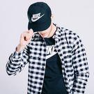 Nike Snapback 2 黑 白 經典棒球帽 運動帽 電繡 立體大LOGO FUTURA NSW系列 584169-010