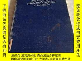 二手書博民逛書店LECTURES罕見IN ABSTRACT ALGEBRAY14197 不會翻譯均以圖片為準 不會翻譯均以圖片
