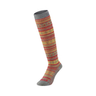 [Mont-Bell] (女) Merinowool Merinowool High Socks 羊毛緹花及膝襪 淺灰 (1108768HGY)