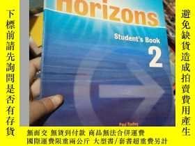 二手書博民逛書店Horizons罕見2: Student s BookY1538