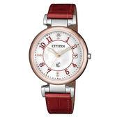 CITIZEN XC 女神風采光動能時尚腕錶EO1196-07W