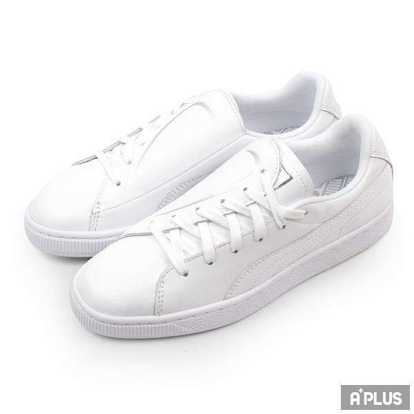 PUMA 女 BASKET CRUSH EMBOSS WNS 復古鞋 - 36959501