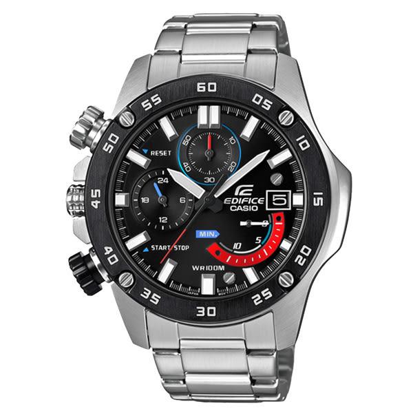 CASIO EDIFICE   未知逆轉時尚腕錶-EFR-558DB-1AVUDF