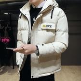 YoYo 羽絨外套 棉衣男 冬季外套 羽絨棉服 工裝 冬裝棉襖