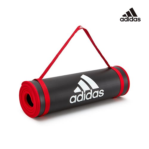 愛迪達Adidas Training專業加厚訓練運動墊ADMT-12235(10mm)【愛買】