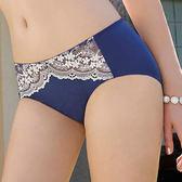 曼黛瑪璉-經典 低腰平口萊克內褲(皇冠藍)(本活動未滿3件無法出貨,退貨需整筆退)