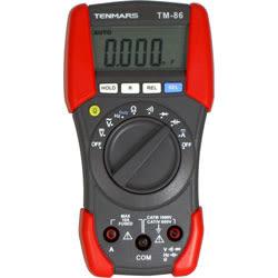 世駿TENMARS TM-86 專業型數位式三用電錶