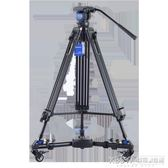 Benro百諾KH25N KH26NL專業攝像機三腳架液壓云台單反三角架套裝婚慶微電影CY『新佰數位屋』