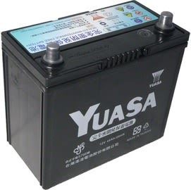YUASA湯淺電池55B24L(S)-SMF免保養汽車電池★全館免運費★『電力中心』
