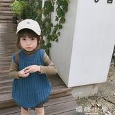 女童長袖上衣 秋裝新款兒童高領打底衫女童長袖上衣  嬌糖小屋