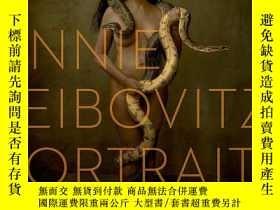 二手書博民逛書店英文版Annie罕見Leibovitz Portraits 20