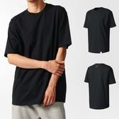 adidas T恤 XBYO TEE 黑 極簡風格 X反光 短袖上衣 男款 【PUMP306】 BQ3053