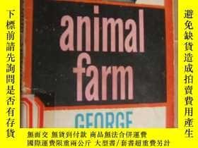 二手書博民逛書店Animal罕見Farm (a Fairy story by G