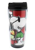 【卡漫城】 Snoopy 隨行杯 墨鏡紅 ㊣版 糊塗塔客 史奴比 史努比 隨手杯 隨身 隨手壺 台灣製 380cc