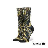 【STANCE】HANDSOME BEAST-女襪-美女與野獸聯名款(W525A17HAN BLK)