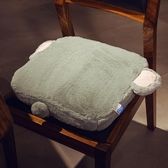 坐墊辦公室坐墊椅子椅墊屁股記憶棉軟墊子可拆洗久坐不累學生教室冬天