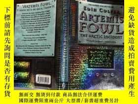 二手書博民逛書店Artemis罕見Fowl: 阿特米斯奇幻歷險Y200392