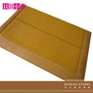 【貝淇小舖】 凱蕾絲~頂級冬夏兩用 3D加高型御籐席單人加大床墊 超涼 ~3.5*6.2尺