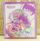 【震撼精品百貨】Monsters University_怪獸大學~貼紙組-紫色