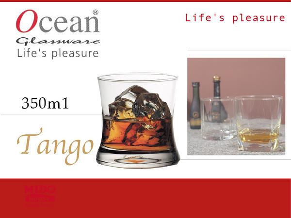 Ocean B13312 Tango 探戈威士忌杯 -350ml《Mstore》