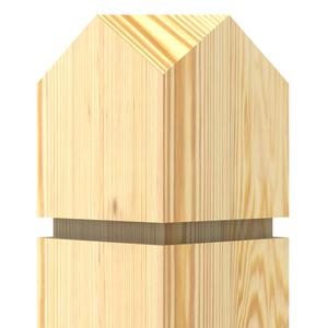 防腐南方松 柱子 5尺 150cm