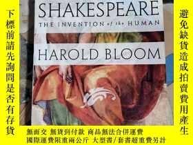 二手書博民逛書店SHAKESPEARE罕見THE INVENTION of the HUMANY94821 Harold Bl