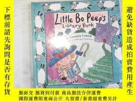 二手書博民逛書店Little罕見Bo peep s Library BOOkY198833