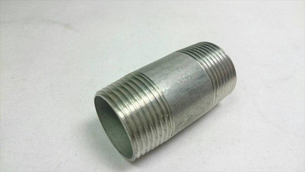 【白鐵立布8分*7公分 F162】061623 水管配件 水管接頭 水管延長 中間接頭【八八八】e網購
