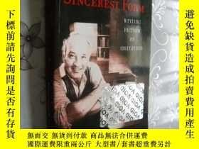 二手書博民逛書店The罕見sincerest form : writing fi